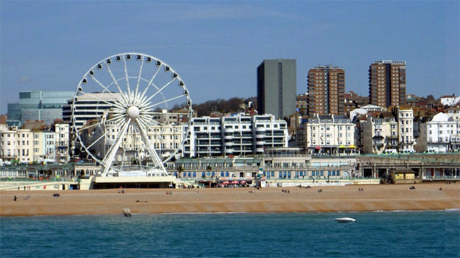 Over 50 Dating in Brighton
